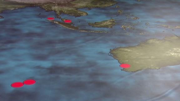 New Day Cuomo Flight 370 Australia coast explainer_00012417.jpg