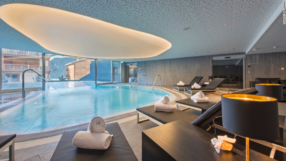 8 of the best indoor hotel pools around the world | CNN Travel