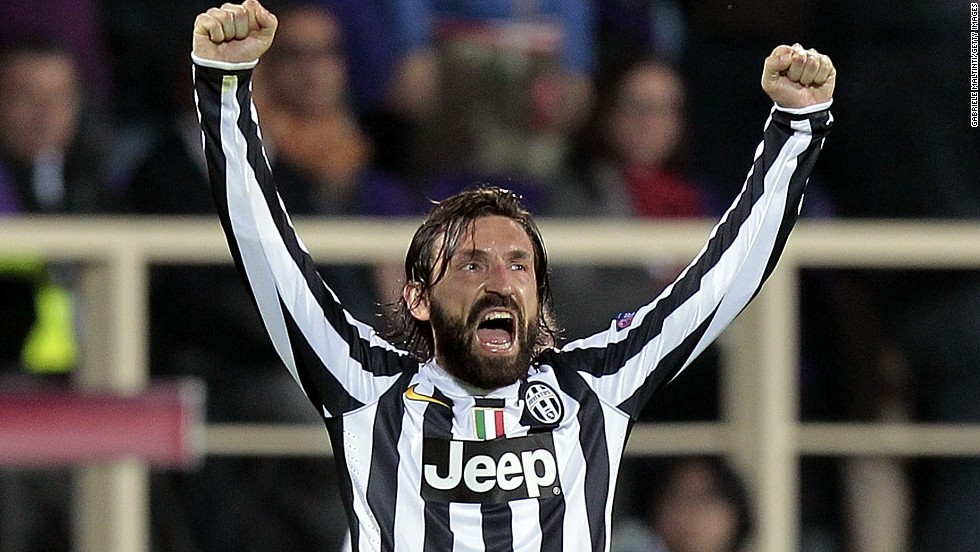 Juventus, led by Andrea Pirlo, will hope to improve on last year's performance in the Champions League where it failed to get past the group stage.