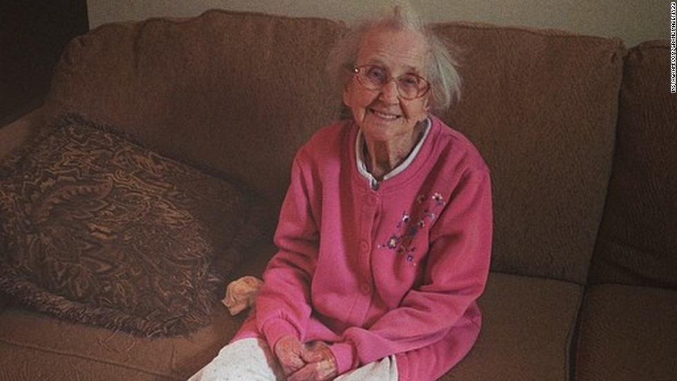 Grandma Betty received mail through a P.O. Box, and enjoyed the messages she received.