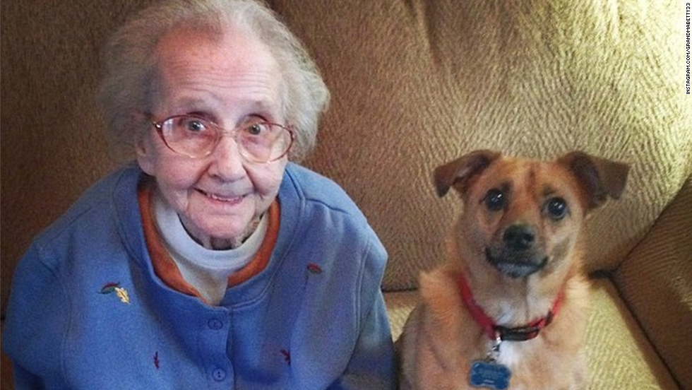 Instagram Celebrity Grandma Betty Dies Of Lung Cancer Cnn