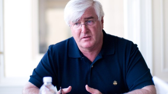 """The Smart Tech Foundation, created by Ron Conway, pictured, and Jim Pitkow, is making $1 million in prizes available for smart gun innovation. """"Technology has been proven to solve today's greatest social challenges, and curbing gun violence in this country is one of the greatest challenges we face,"""" said Conway."""