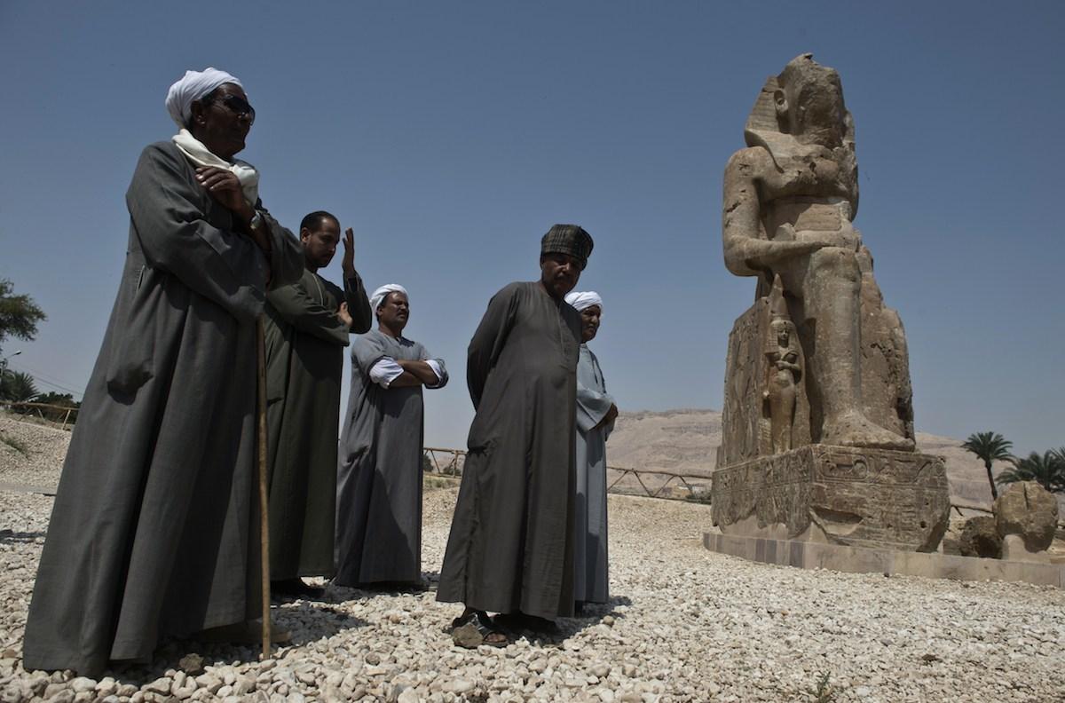 Who is Pharaoh