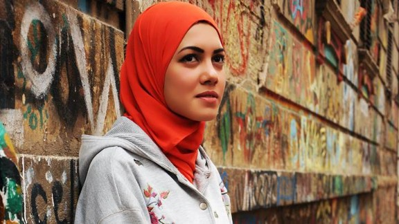 """Rapper Mayam Mahmoud (pictured here by Egyptian photographer <a href=""""http://mohamedazazy.com"""" target=""""_blank"""" target=""""_blank"""">Mohamed Azazy</a>) shot to fame in 2013 after wowing both judges and audiences alike with her audition on """" Arab's Got Talent."""""""