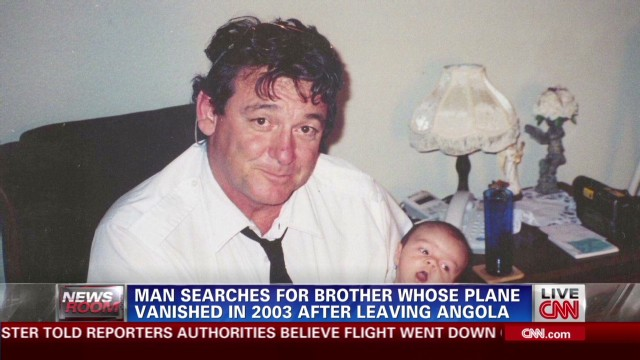 2014: Joe Padilla, missing since flight disappeared in 2003