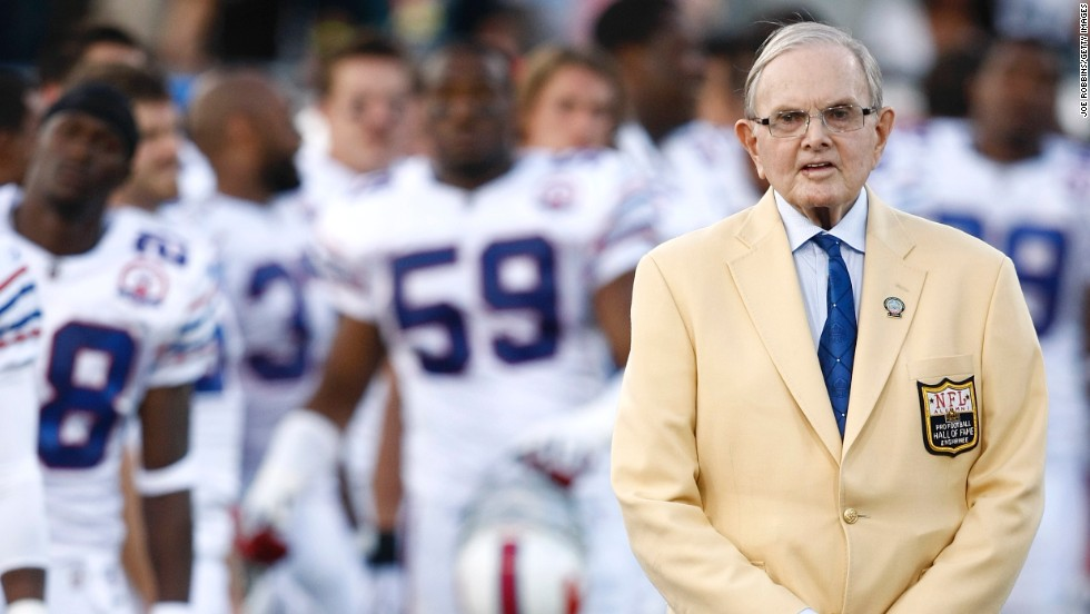 "<a href=""http://www.cnn.com/2014/03/25/us/buffalo-bills-founder-dies/index.html"">Ralph C. Wilson Jr.</a>, the founder and longtime owner of the NFL's Buffalo Bills, died at age 95, the team announced March 25."