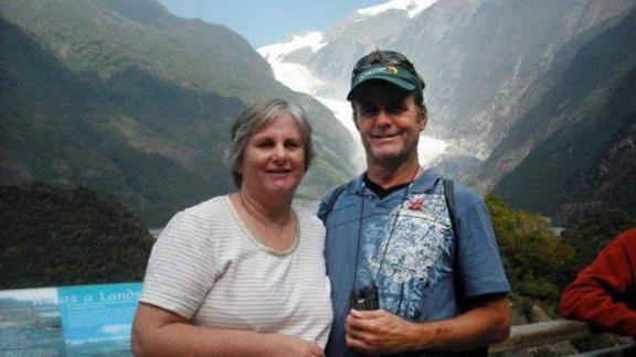 Australians Catherine and Robert Lawton were traveling with friends on vacation when the flight disappeared.