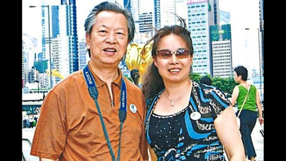 76-year-old Liu Rusheng, an accomplished calligrapher and one of the oldest passengers on the flight, was in Malaysia to attend an art exhibition with his wife.