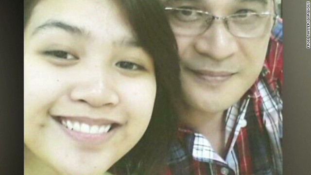 MH370 relative tweets: 'Goodnight, daddy'