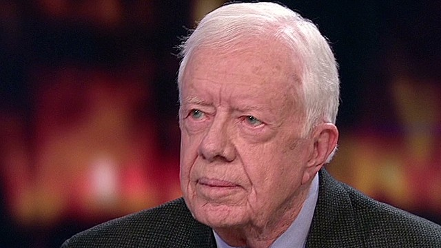 Carter: U.S. should be strong with Putin