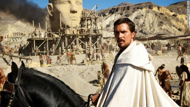 Still of Christian Bale in Exodus (2014)