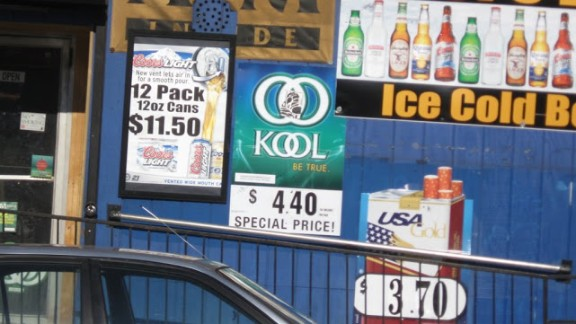 Tobacco companies sell cheaper cigarettes and advertise more in poor neighborhoods, studies say.