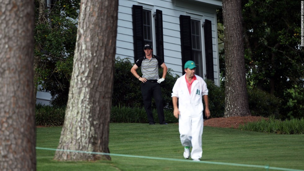 It is one of the most memorable major meltdowns of recent times. Rory McIlroy blew a four-shot lead at Augusta in 2011 and the sports-loving public were united in sympathy. The sight of McIlroy looking for his ball near VIP cabins 50 yards right of 10th fairway were a signpost of how he fell apart. He would love nothing more than to banish those memories by bagging his first green jacket.