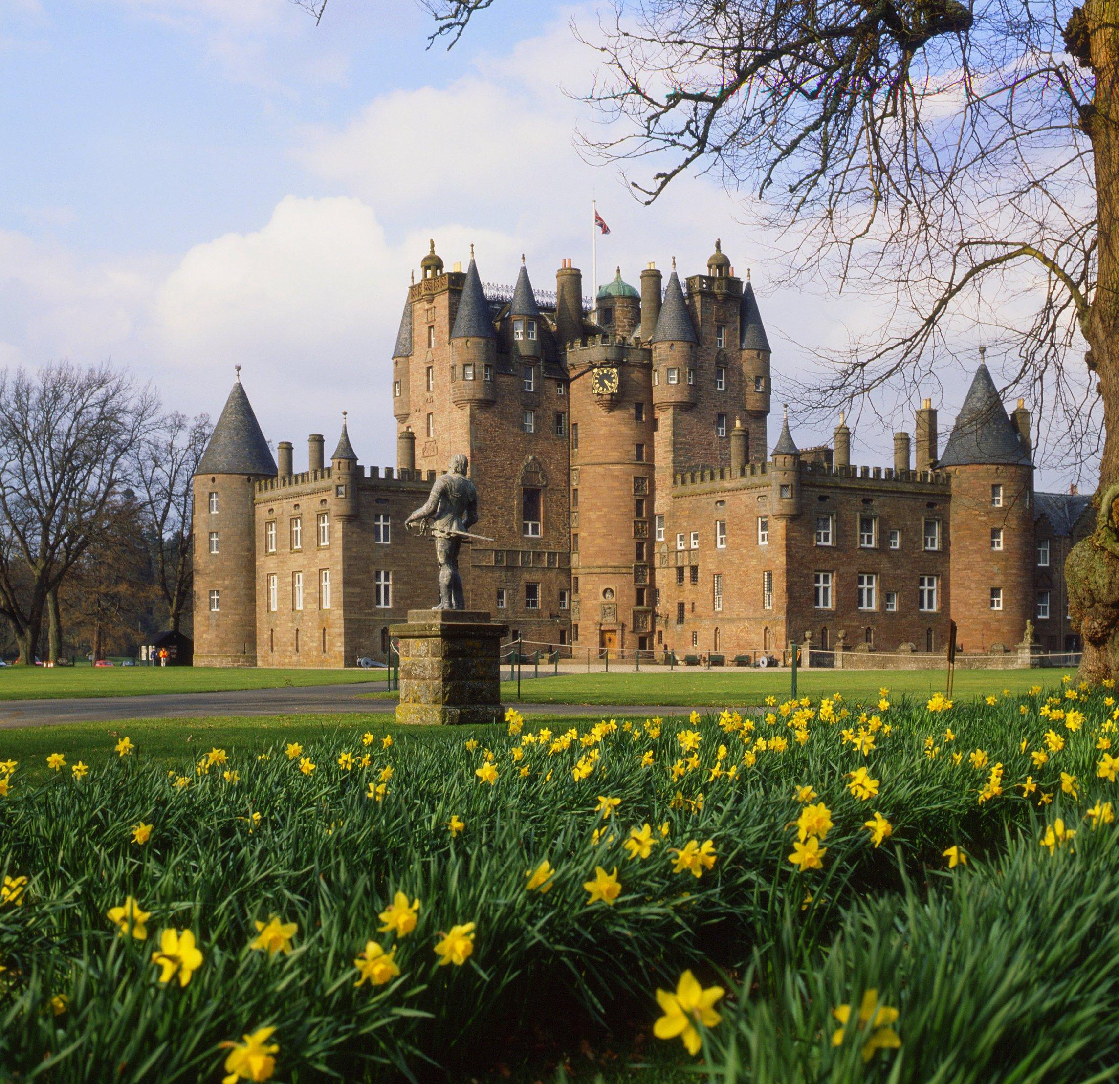Top 10 Castles In Scotland