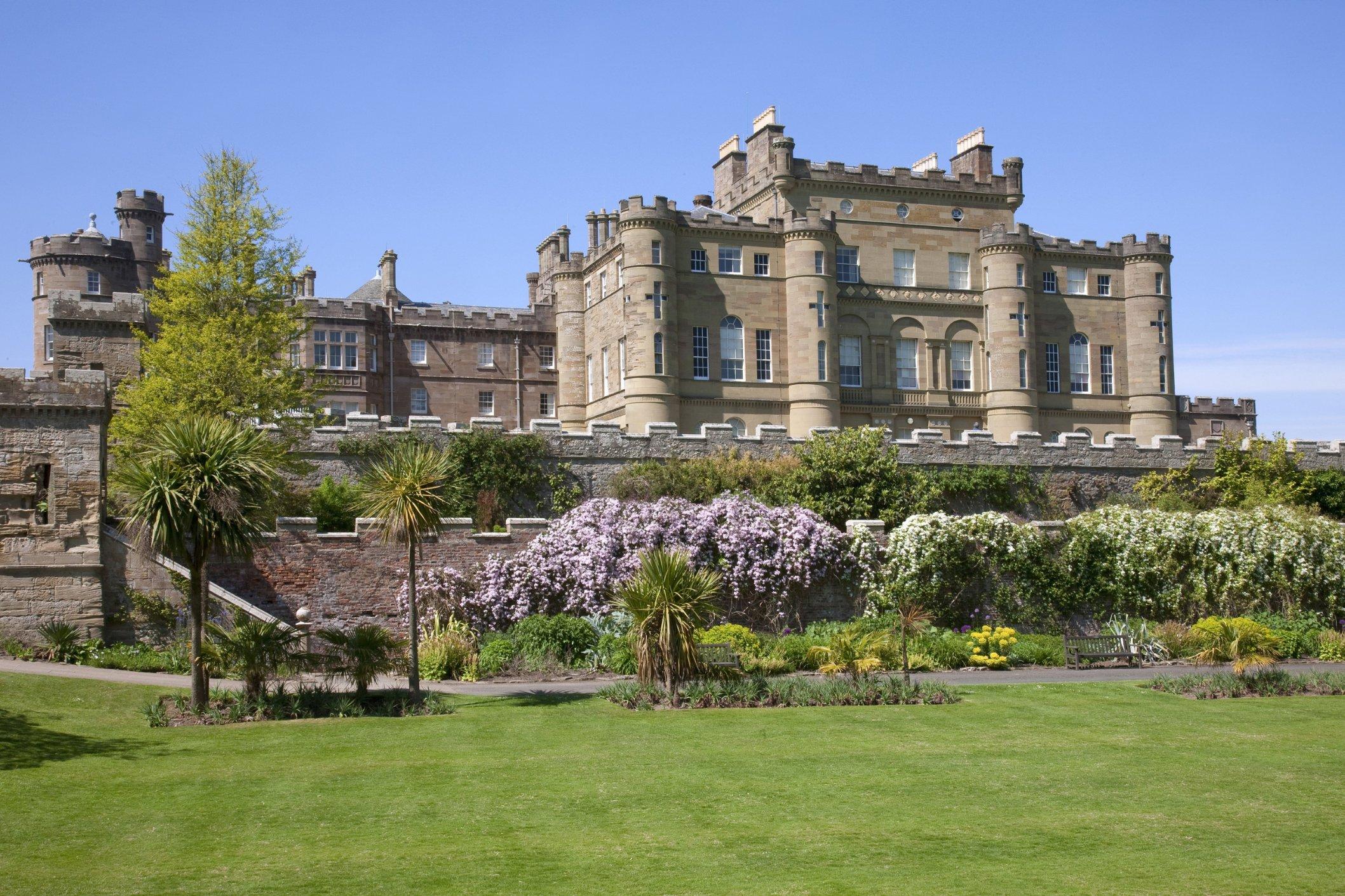 Top 10 Castles In Scotland forecast