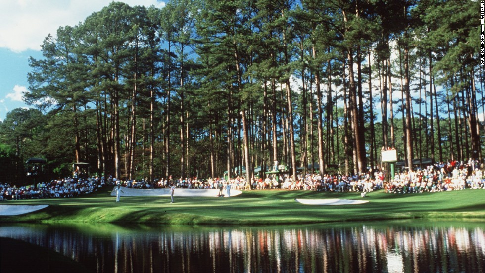 "MacKenzie declared Augusta his ""finest work"" but he never got to see the finished course and died a few months before the first Masters was held in 1934. He never received full payment from the club, which struggled financially in its early years."