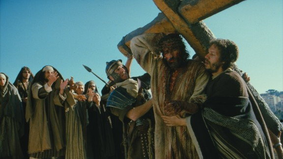"""""""The Passion of the Christ"""" (2004): The Mel Gibson-directed drama caused a box office firestorm when it hit theaters. The film depicts the last 12 hours of Jesus' life and draws on various accounts to do so. The financial success drew criticism for its gruesome violence as well as from Catholic Church groups over the authenticity of the non-biblical material it drew upon. Some upset parties felt that Gibson deliberately departed from biblical accounts of Christ's crucifixion."""