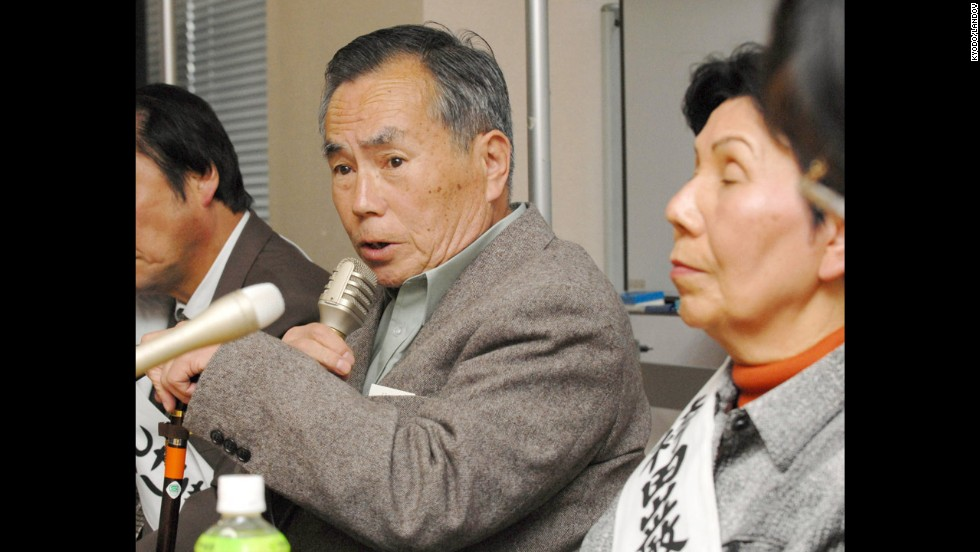 Norimichi Kumamoto, a former Shizuoka District Court judge, told an anti-death penalty assembly in 2007 that he thought Iwao Hakamada was not guilty when he was involved in the man's trial. However, he agreed to the death sentence after the two other judges involved in the case made the decision.