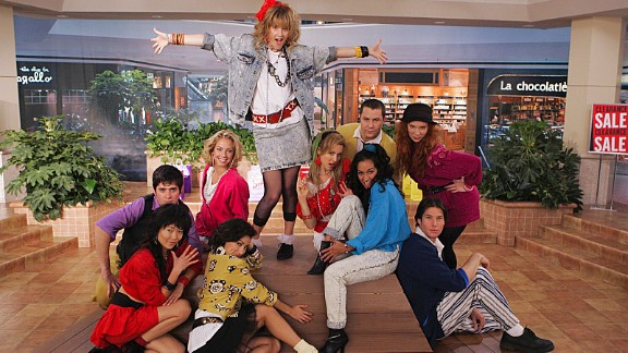 "The second season of the show had a major twist when it turned out that Robin's fear of malls was actually due to her past as a Canadian pop star (whose hit song was ""Let's Go to the Mall,"" naturally). Robin Sparkles' resulting music video remains one of the funnier sitcom moments in recent years, and Robin's ""Sparkles"" persona has returned several times over the seasons."