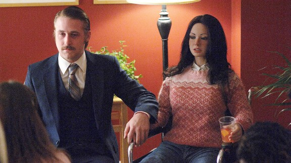 """""""Lars and the Real Girl"""" (2007): Ryan Gosling has a relationship with a life-size doll in this acclaimed film. (Hulu)"""