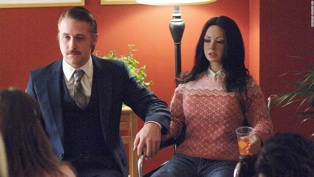 "<strong>""Lars and the Real Girl"" (2007)</strong>: Ryan Gosling has a relationship with a life-size doll in this acclaimed film. <strong>(Hulu) </strong>"