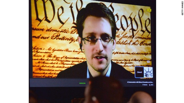 A Virtual Conversation With Edward Snowden - 2014 SXSW