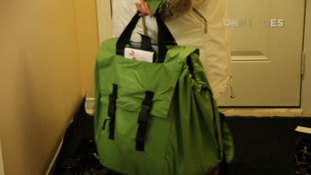 CNN Heroes: What's in the Big Green Bag?