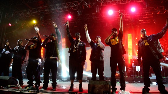Wu-Tang Clan will tour with Public Enemy and De La Soul