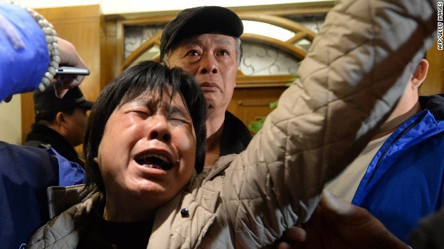 Flight 370 Families Struggling to Cope
