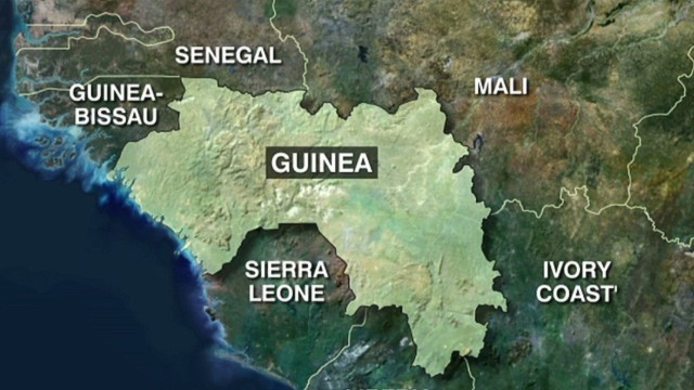 Ebola virus spreads to Guinea capital