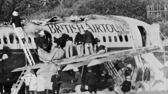 In 1985, a British Airtours 737 caught fire before take-off at Manchester International Airport. Though the pilot followed protocol, the seats were placed too close to each other, making it impossible for some passengers to escape. After the incident, plane manufacturers changed the internal layout to make evacuation easier.