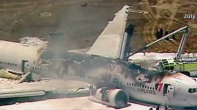 NYT: Asiana blames software for crash