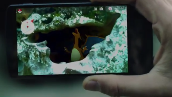 """The new """"Pokemon Challenge"""" turns the iOS and Android versions of Google Maps into a big version of the classic """"catch 'em all"""" video and card games. Good luck with that."""