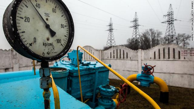 Russia raises price on gas for Ukraine