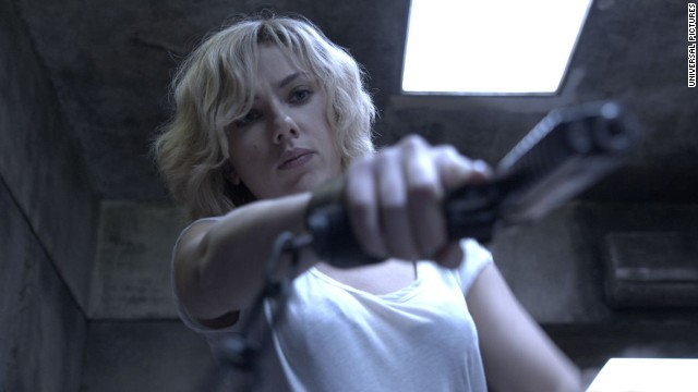 """Lucy,"" which stars Scarlett Johansson, was shot on location in Taipei."