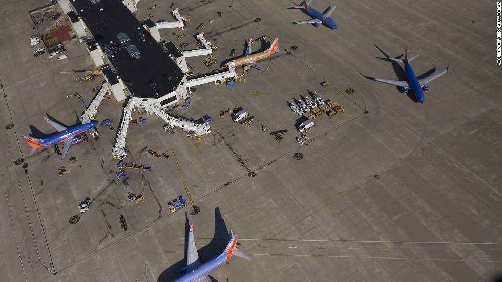"""The hallmark of Nashville International is efficiency, with one of the lowest incidences of delays,"" wrote T+L, which ranked the airport eighth best in the U.S."