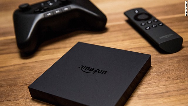 Amazon takes aim at Roku and Apple TV