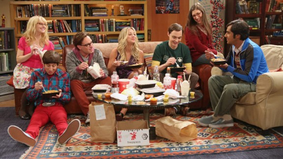 "No surprise here: ""The Big Bang Theory"" was nominated for Outstanding Comedy Series with some new contenders, like ""Silicon Valley"" and ""Orange is the New Black."" ""Louie,"" ""Veep"" and Emmy favorite ""Modern Family"" round out the nominees in the category."