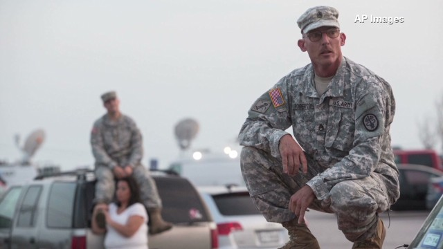 Fort Hood shooter underwent treatment