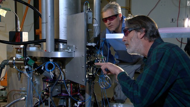 U.S. gets new, hyper-accurate atomic clock