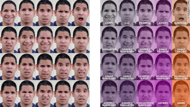 Scientists Have Identified 15 New Emotions Such As Sadly Surprised