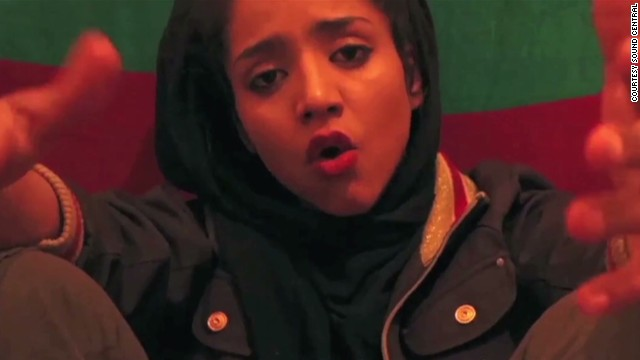 Can Afghan rappers turn out youth vote?