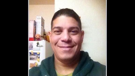 Sgt. Carlos A. Lazaney