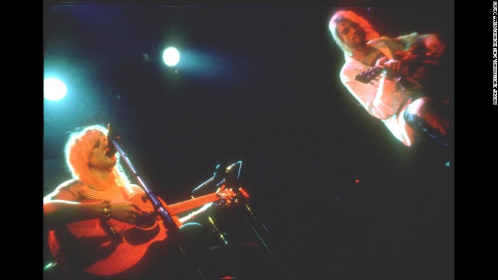Kurt Cobain documentary trailer released - CNN