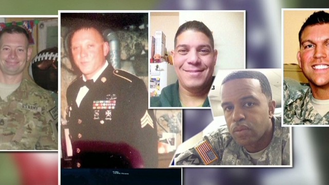 Remembering the victims of Fort Hood