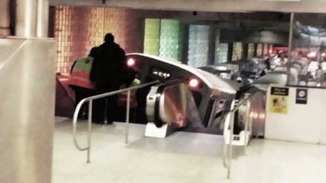 Driver of O'Hare train derailment fired