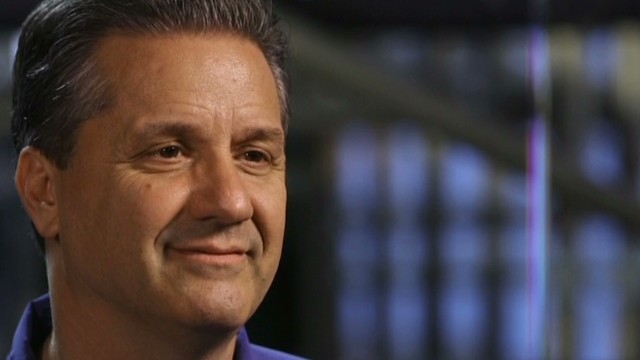John Calipari: A Fresh(man) perspective