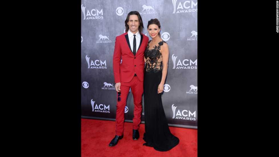 Jake Owen and wife, Lacey