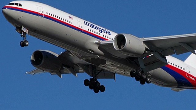 See MH370 before it disappeared