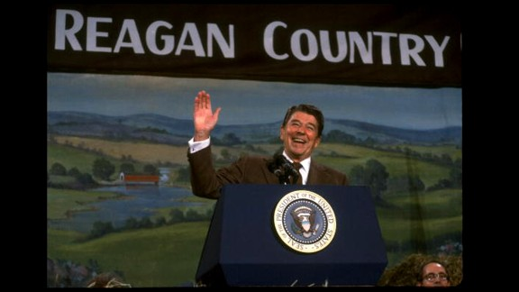 "Post-1979 has been called the ""Great Divergence."" Some say that President Ronald Reagan"